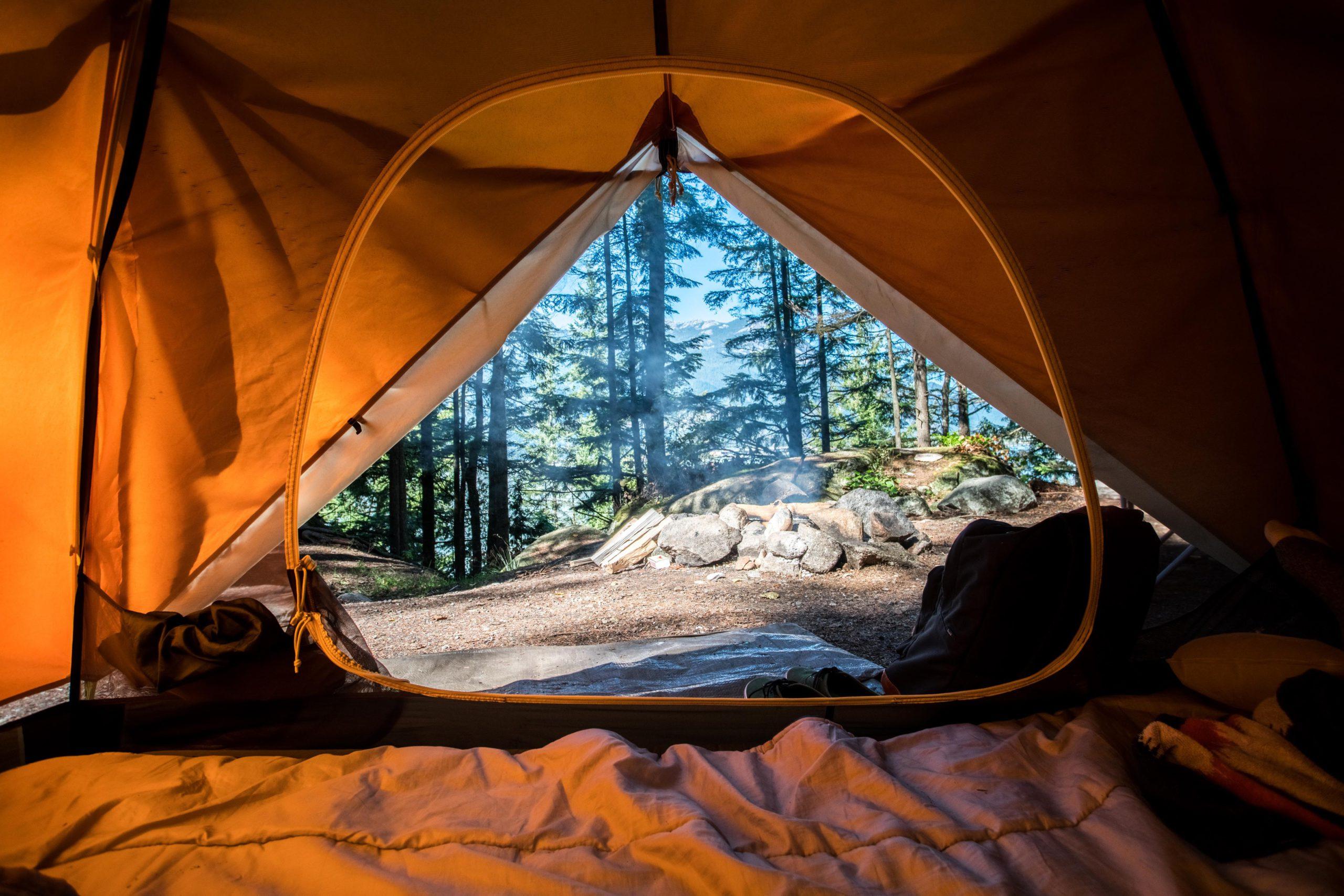 Des terrains de camping dotés de bornes de recharge en Amérique du Nord