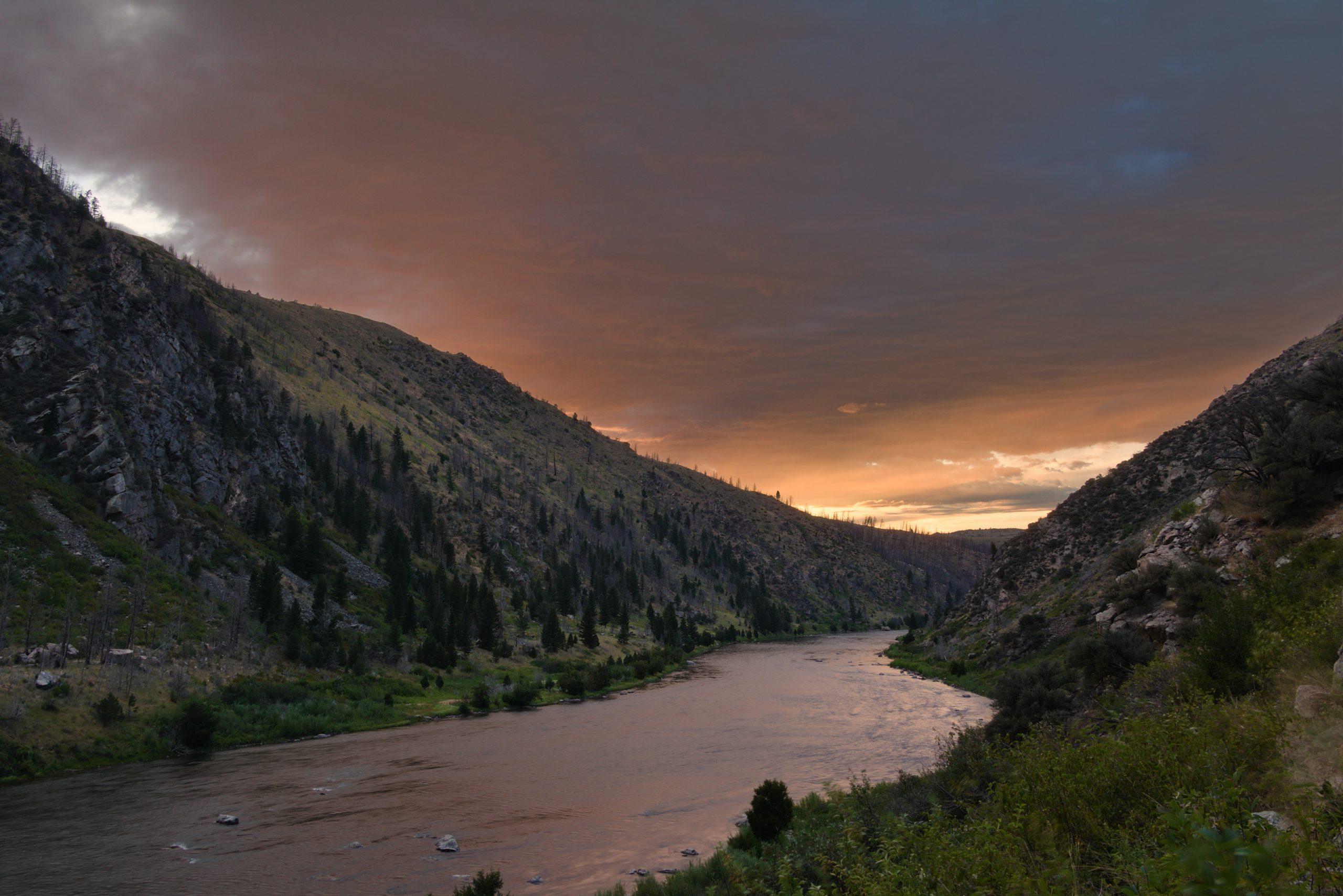 Terrains de campings dotés de bornes de recharge VÉ au Montana